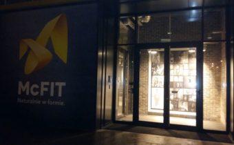 FitPenetracja nr 4:McFit-Ul.Plac Andersa 7-Poznań